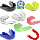 Mouth Guard Gum Shield Teeth Protector Boil Bit Boxing Karate Football Rugby