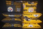 Pittsburgh Steelers Set of 8 Cornhole Bags FREE SHIPPING on eBay