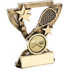 Squash Trophy in 2 Sizes  with Free Engraving up to 30 Letters