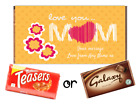 Mothers Day - Personalised Chocolate Bar - Comes with Chocolate - Add you detail