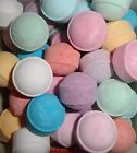LUSCIOUS MINI CHILL FIZZY BATH BOMBS - SELECT FRAGRANCE & QUANTITY
