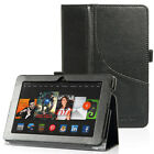 "Kindle Fire Case ULAK Leather Stand Case w/ Hand Strip for HDX 7"" 2013"