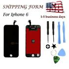 for iPhone 6 LCD Display+Touch Screen Digitizer Assembly Replacement