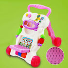Stand Walker Pink Girl Baby Toddler Learning Infant Plastic Toy Cute Fun  New
