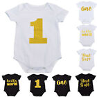 best first birthday gifts for boys - Newborn Baby Toddler Kids Boys Girl 1st First Birthday Romper Bodysuit Clothes