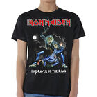 Official T-shirt IRON MAIDEN No Prayer On The Road All Sizes Eddie Logo
