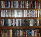 Huge DVD Lot Collection Pick Rare Movies Seasons Make Your Bundle
