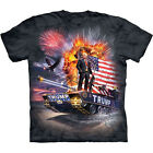great m - The Mountain Epic Donald Trump President Make America Great Uniesex T-Shirt