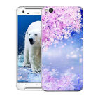 Soft TPU Silicone Case For HTC One X9 Phone Protective Back Covers Skins Marble