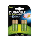 GENUINE DURACELL AAA RECHARGEABLE BATTERIES NiMH 850MAH PRECHARGED HR03 DURALOCK <br/> ✔️CHOOSE YOUR QUANTITY ✔️ FAST DISPATCH✔️UK SELLER✔️