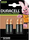 Kyпить GENUINE DURACELL AAA RECHARGEABLE BATTERIES NiMH 850MAH PRECHARGED HR03 DURALOCK на еВаy.соm