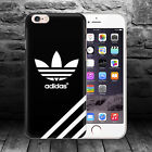 Adidas sports fashion GEL iPhone 4 4s 5c 5s SE 6 6s 7 8 plus case cover