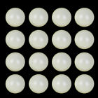150/300pcs balle de tennis de table / ping pong accessoire blanc / orange