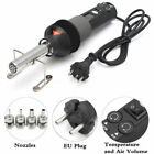 450W 220V LCD Display Electronic Hot Air Heat Gun Soldering Station + 9x Nozzles