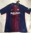 nike shoes with name - 2017/18 FC Barcelona Home Vapor Kit -Messi - Player issue with FREE patch