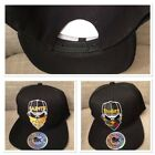 Black Hat NFL Skull Bandana Patch Flat Brim Steelers Saints Cowboys Choose Team $17.95 USD on eBay