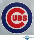 Chicago Cubs Logo Vinyl Decal