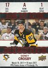 2017-18 Upper Deck Tim Hortons Game Day Action - You Choose - *GOTBASEBALLCARDS*
