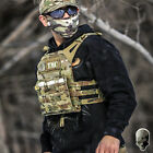 TMC JPC Tactical Vest Plate Carrier Airsoft Body Armor Hunti