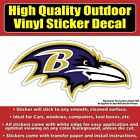 Baltimore Ravens Vinyl Car Window Laptop Bumper Sticker Decal on eBay