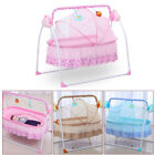 Fashion Electric Baby Crib Baby Cradle Electric Baby Rocker Baby Swing Bed USA