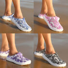 2019 Women Summer Beach Sandal Hollow-out Shoes Casual Breathable Slippers Flats