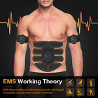 Ultimate Abs Stimulator Abdominal Muscle Training Simulation Belt Waist Trimmer& image
