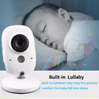 "2-Way Talk 3.2"" Digital Wireless Baby Monitor Night Vision Video Security Camera"