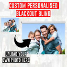 UPLOAD YOUR OWN PHOTO IMAGE PERSONALISED CUSTOM BLACKOUT ROLLER BLINDS