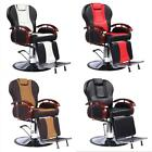 Hydraulic Reclining Barber Chair Salon Beauty Spa Shampoo Equipment Modern