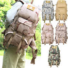 60L Large Hiking Camping Mountaineering Hunting Waterproof Outdoor Backpack