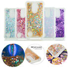 Dynamic Glitter Bling Liquid Quicksand Soft Case For LG K10 K4 K8 2017 V30 Cover