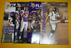 Minnesota Vikings Playbook Program Magazine | 2000 to 2009 | You Pick on eBay