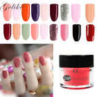 Gelike Powder Polish Dip Nail System Starter Kit Full Color No UV/Led lamp