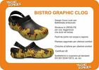 CROCS Bistro Graphic Clog certificate CE