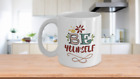 Be Yourself - White Coffee Cup