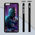 Black Panther Case for iPhone 4 5 5c 6 7 8 plus X & Galaxy S8 Plus Note