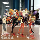 EVA Acrylic Stand Figure Evangelion Manga Desk Decoration