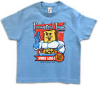 POWDERED TOAST MEN Kids Boys T-Shirt Ren TV Series & Stimpy and