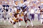 DW210 Gary Johnson SD Chargers Fumble Recovery Football 8x10 11x14 16x20 Photo $3.95 USD on eBay