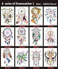 12PCS Arm Makeup Waterproof Temporary Tattoos Stickers Body Art Cosmetic New