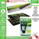 Root it Heat Mat and Thermostat Controller - Medium 40cm x 60cm Propagation Mat