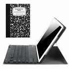 For New iPad 9.7 inch 6th Gen 2018 Tablet Case Cover Stand w/ Bluetooth Keyboard