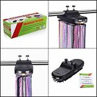 Motorized Tie Rack with LED Lights |Stores Up To 72 Ties ...
