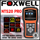 Diagnostic Scanner Foxwell NT520 PRO for Scion xA OBD Code Reader ABS SRS DPF