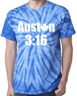 "Tie Dye Auston Matthews Toronto Maple Leafs ""Auston 3:16"" T-Shirt $25.49 USD on eBay"