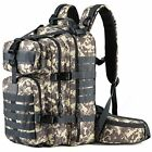35L, Military Tactical Backpack Army Assault Pack MOLLE Bug Out for Outdoor
