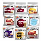 TASSIMO Costa Kenco Lor Coffee Refill Discs Pods Capsules Pack of 5 All Flavours