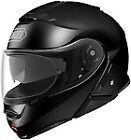 New Shoei Neotec 2 Modular DOT Motorcycle Street Helmet Neotec ll Black