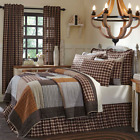 Rory Patchwork Country  FARMHOUSE QUILT Choose Size & Accessories image